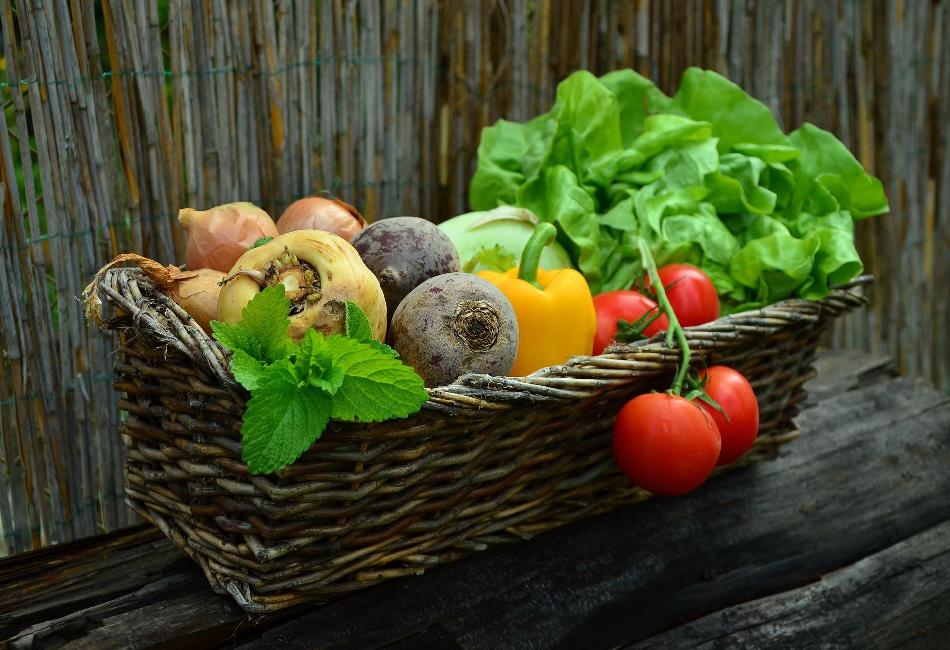 ortaggi e frutta